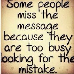 missmessage