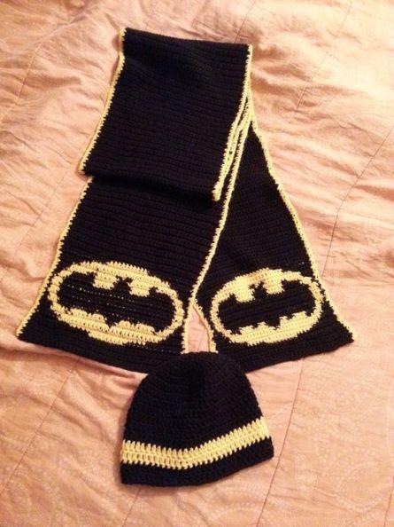 matchingbatmanscarf